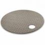 Салфетка на крышку бочки 200 л, диаметр 55см, 300 г/м2, усилена с/у, Н/А